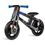 Bicicleta fara pedale din lemn Kidwell Stark Cross