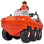 Masina de pompieri Simba Fireman Sam Hydrus cu figurina si accesorii