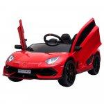 Masinuta electrica Chipolino Lamborghini Aventador SVJ red cu roti EVA