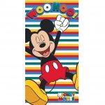 Prosop de plaja microfibra Mickey WooHoo 70x140 cm Star