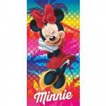 Prosop de plaja microfibra Minnie 70x140 cm Star