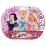 Set pentru desen 5 in 1 Gigablock Printese Disney