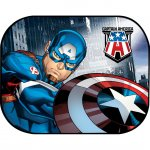 Set 2 parasolare Captain America Disney CZ10244