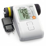 Tensiometru electronic de brat Little Doctor LD 3A adaptor inclus afisaj LCD