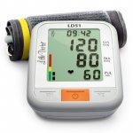 Tensiometru electronic de brat Little Doctor LD 5, afisaj XXL detector aritmie indicator WHO