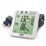 Tensiometru electronic de brat Nissei DSK-1011 memorare 2 x 60 de valori afisaj LCD