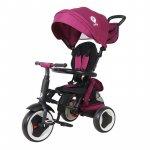 Tricicleta pliabila pentru copii Qplay Rito+ Violet