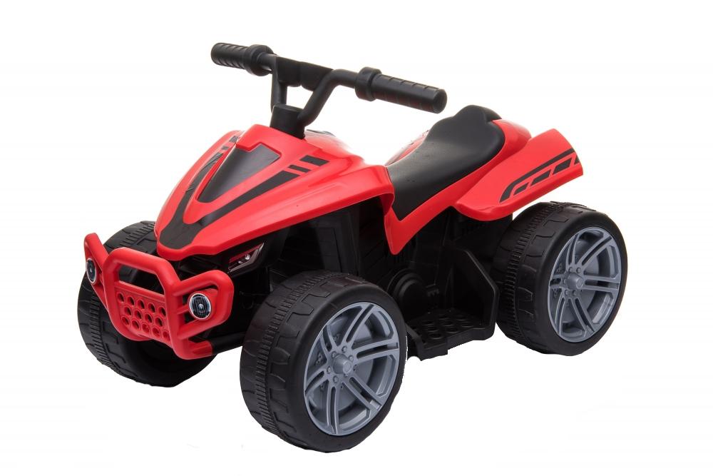 Atv electric pentru copii Booster Red