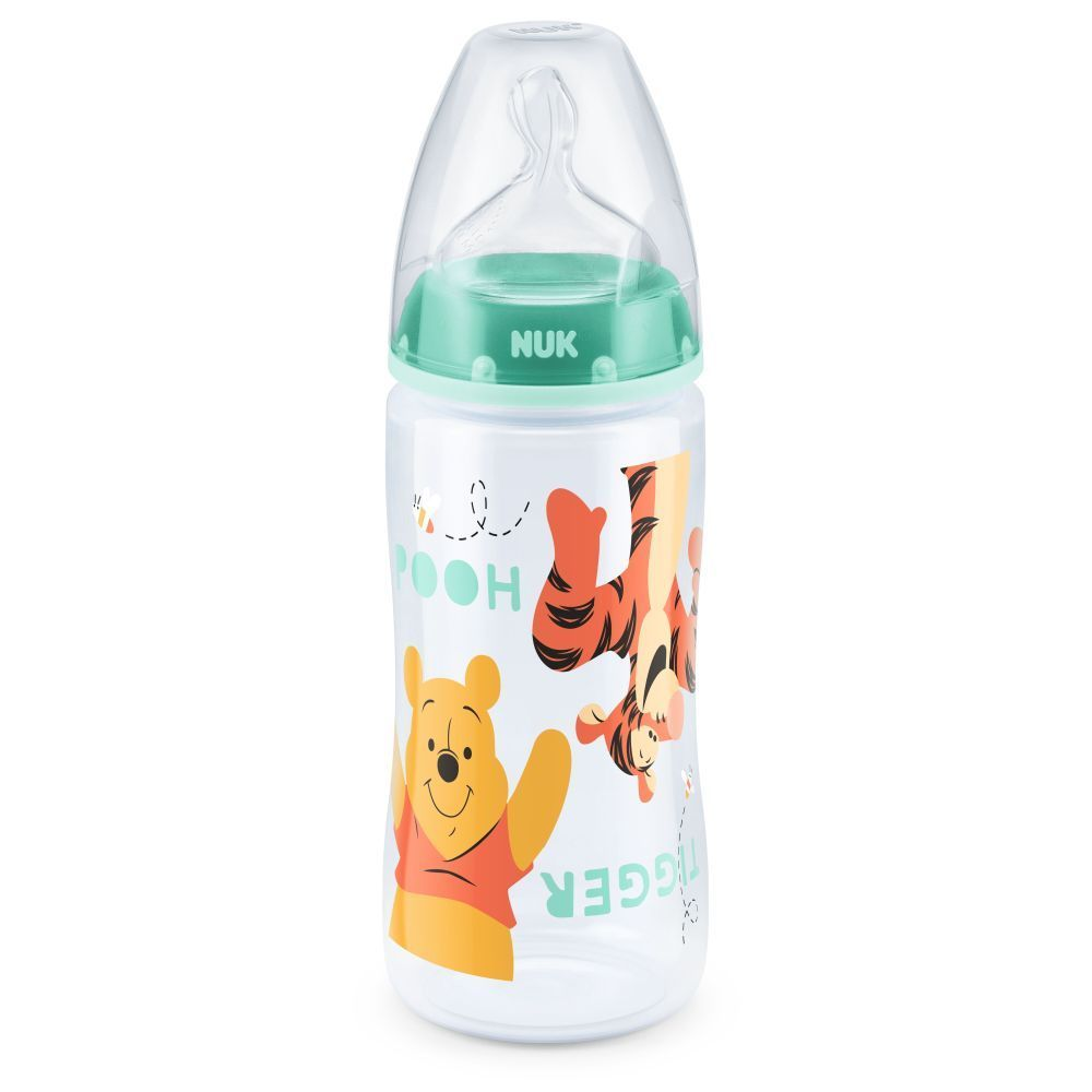 Nuk First Choice Biberon Bleu 150 ml