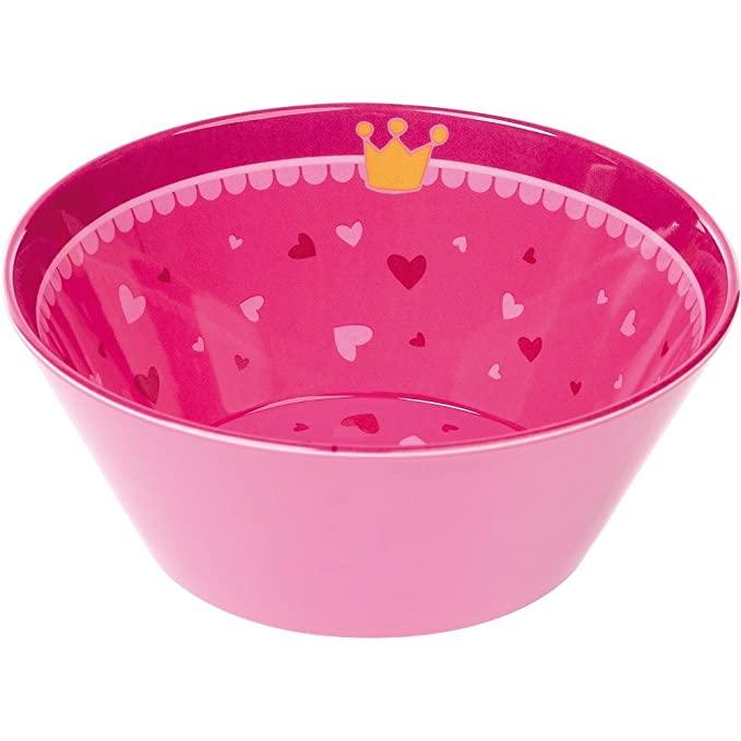 Bol melamina Pinky Queeny roz imagine