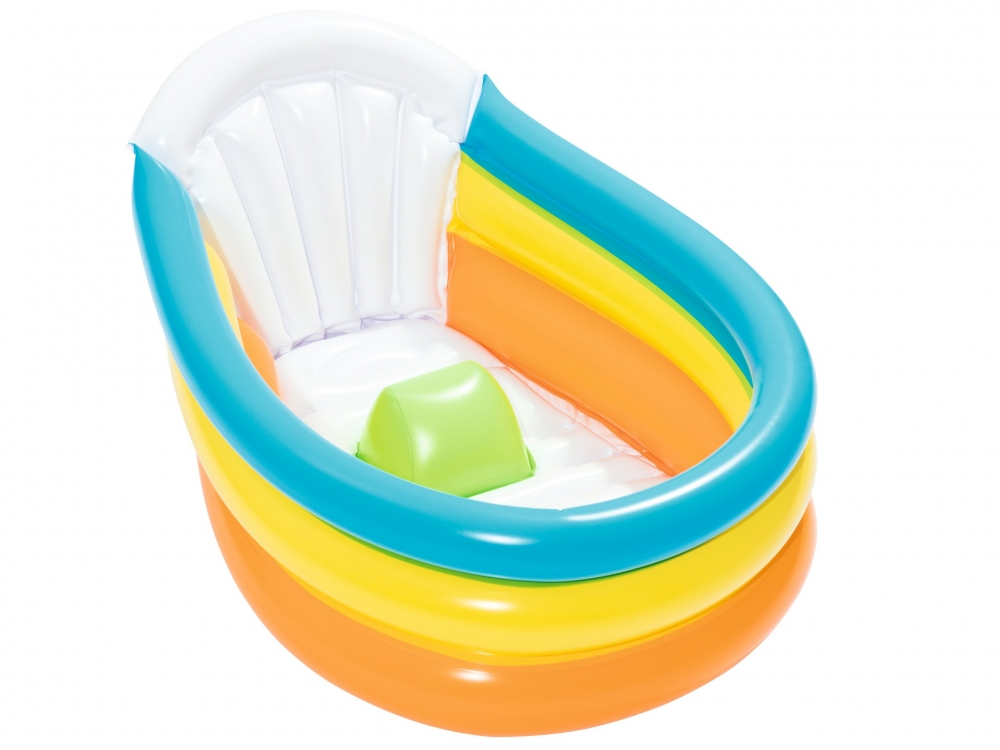 Cadita gonflabila pentru copii