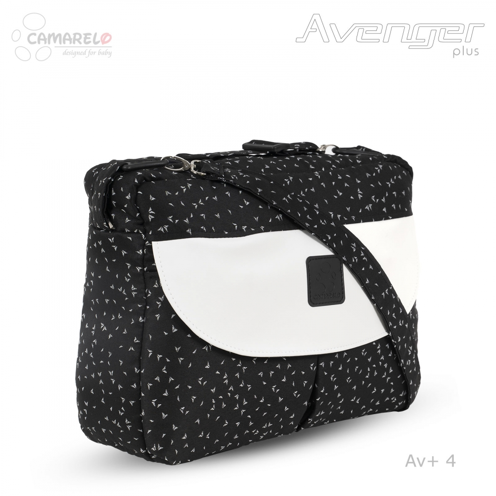 Carucior copii 2 in 1 Avenger Plus AV+4 Camarelo imagine