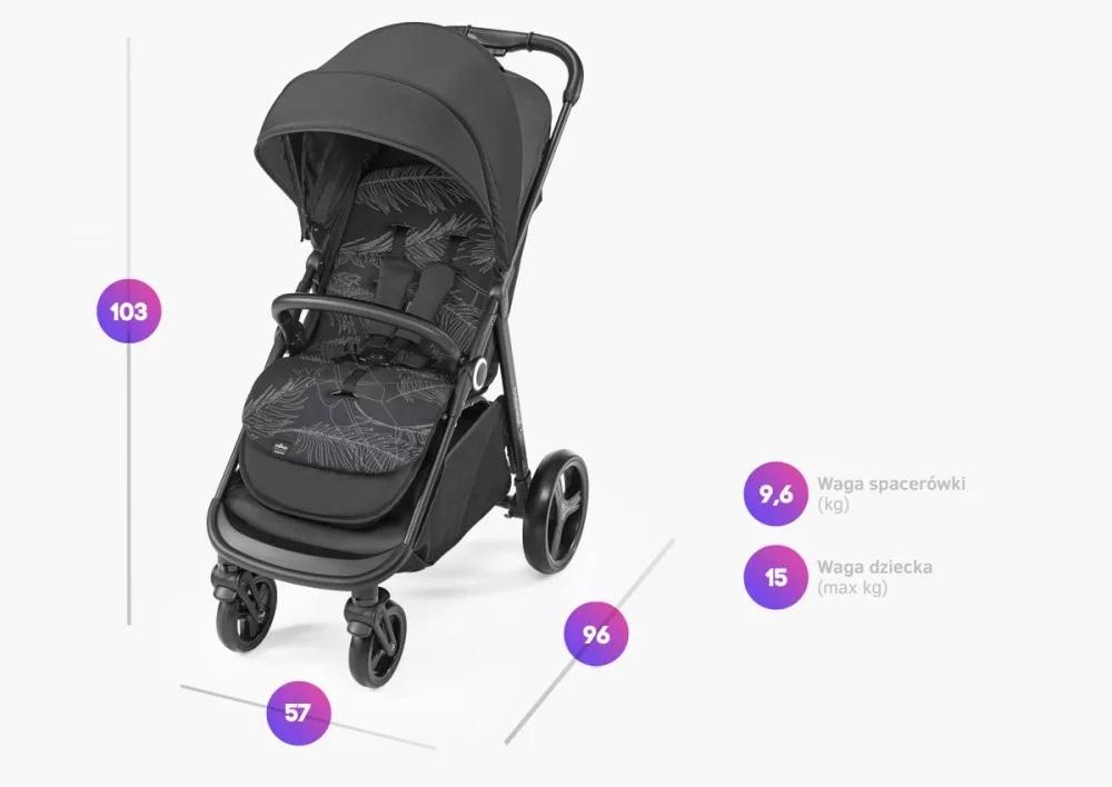 Carucior sport Baby Design Coco 05 Turquoise 2020 imagine