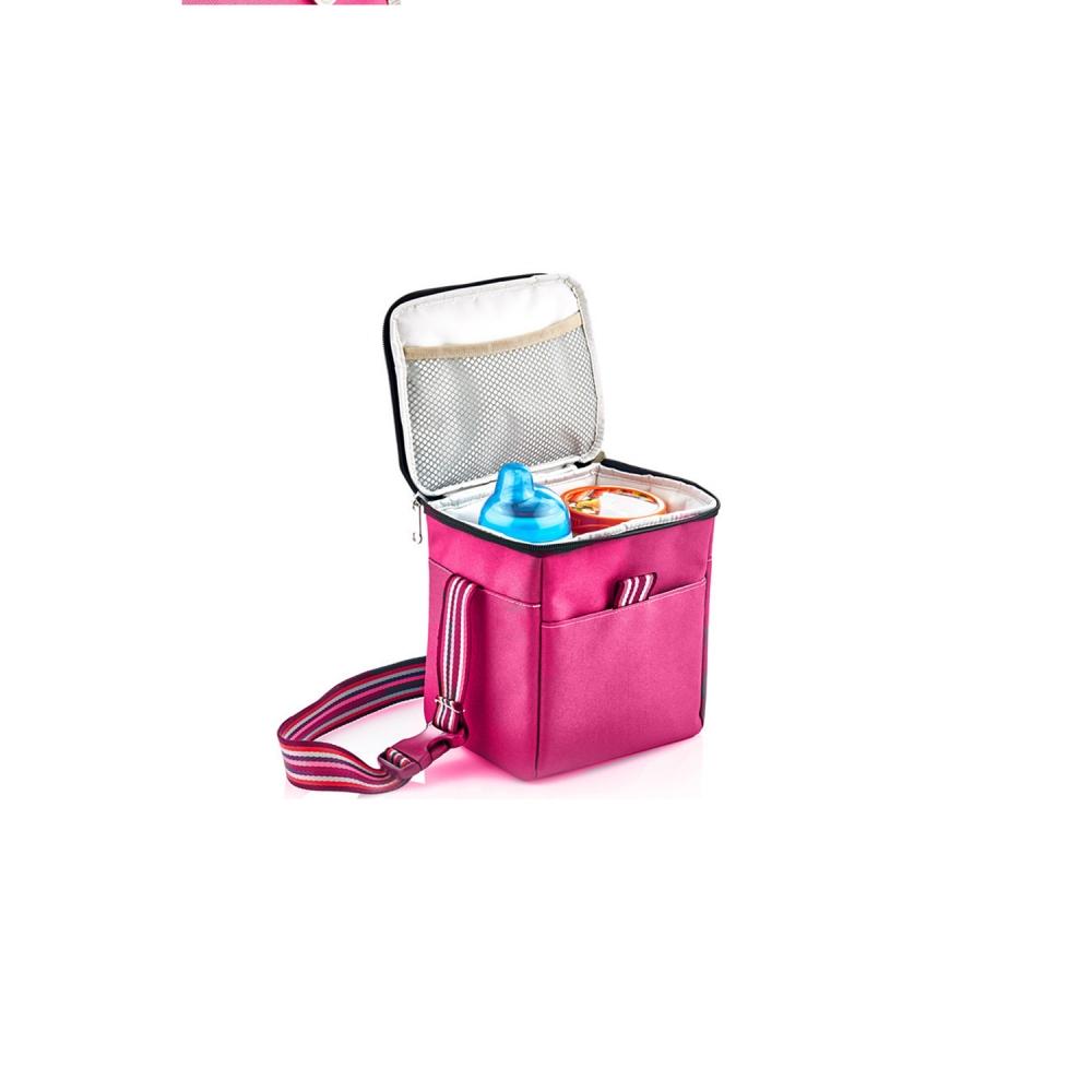 Geanta Termoizolanta Babyjem Thermos Bag Pink