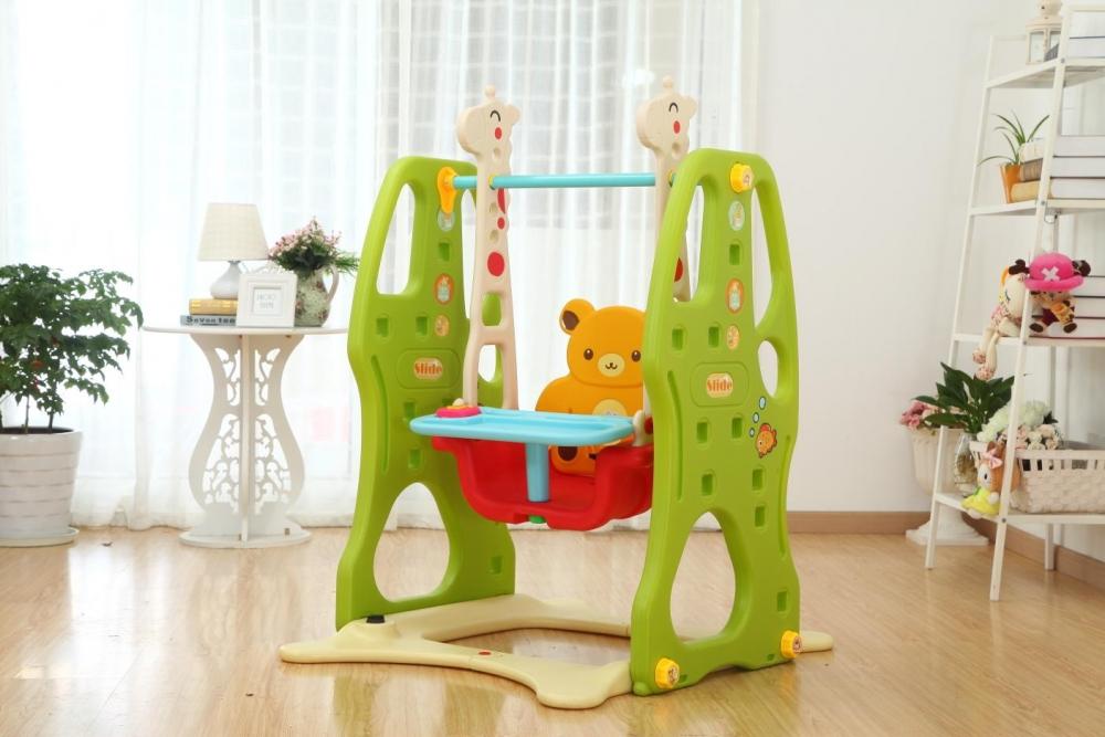 Leagan pentru bebelusi Nichiduta Garden Swing Green imagine