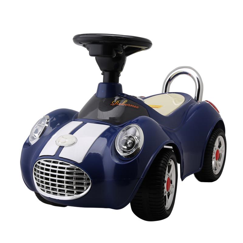Masinuta Bebe Royal Ride On Car 7639 albastru
