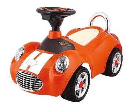 Masinuta Bebe Royal Ride On Car 7639 portocaliu