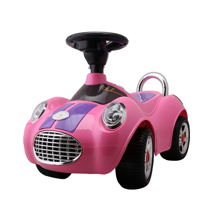 Masinuta Bebe Royal Ride On Car 7639 roz imagine