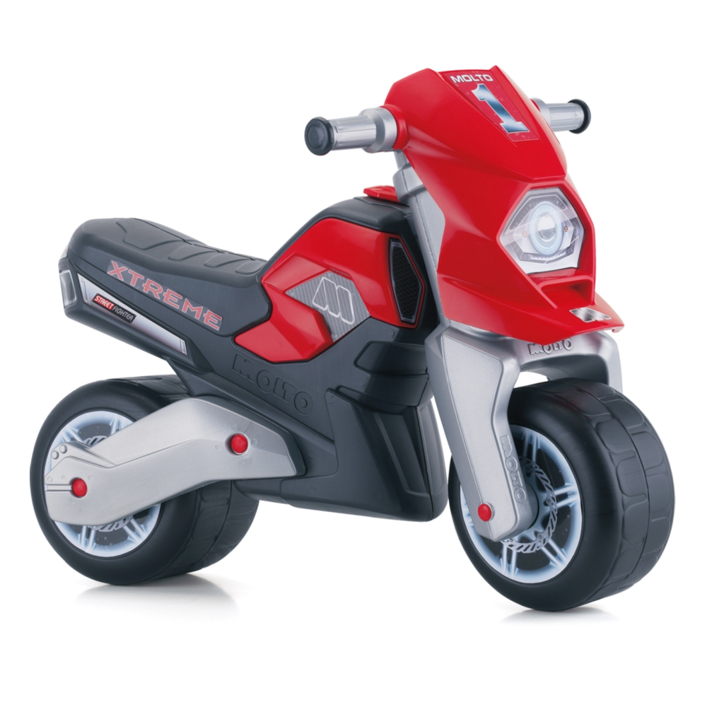 Molto Motocicleta Extreme imagine