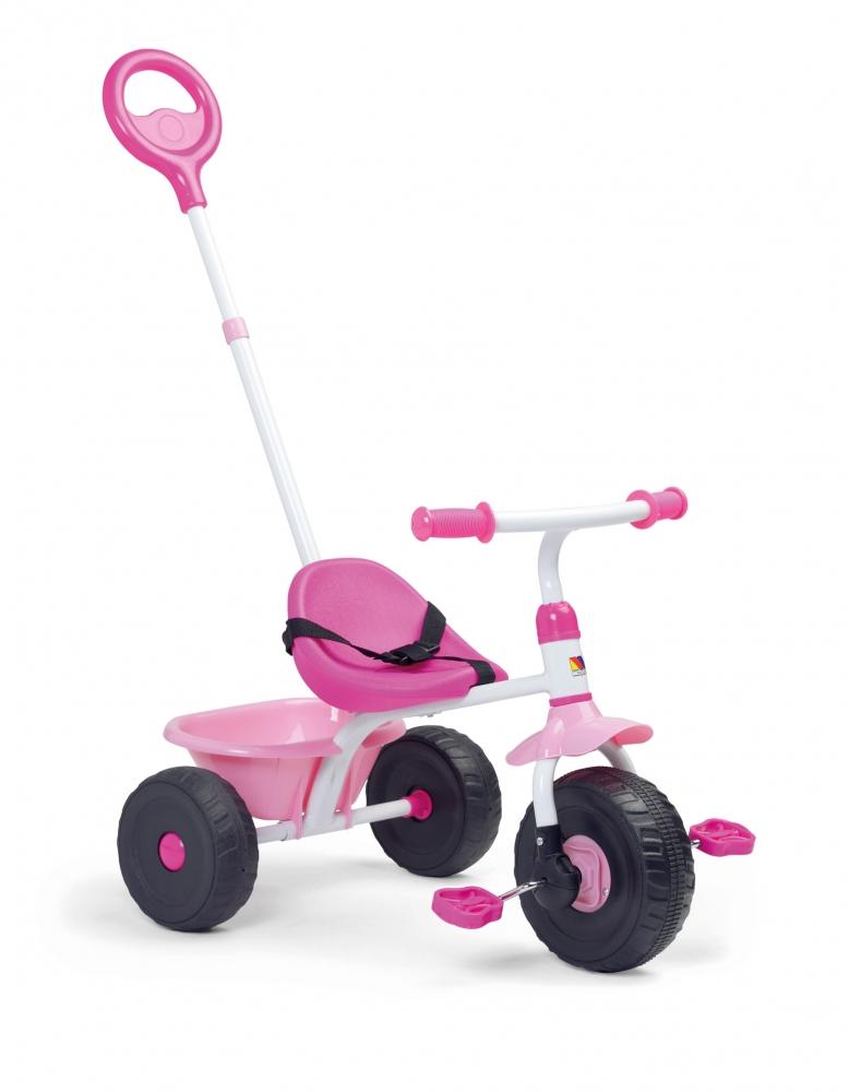 Tricicleta bebe roz Molto