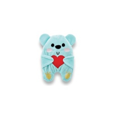 Pernuta Anticolici Babyjem Cu Samburi De Cirese Little Koala Blue