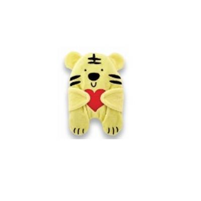 Pernuta Anticolici Babyjem Cu Samburi De Cirese Little Tiger Yellow