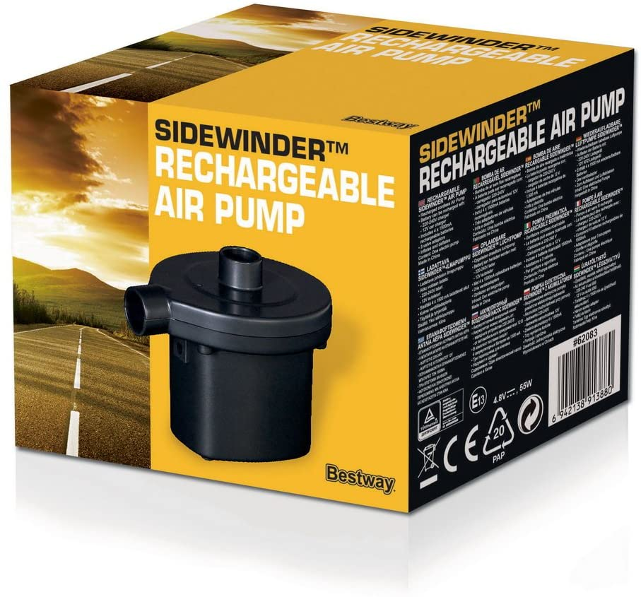 Pompa electrica reincarcabila Sidewinder 4.8V imagine
