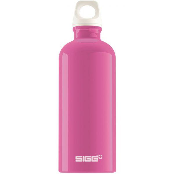 Bidon din aluminiu Sigg fabulous pink 0.6l