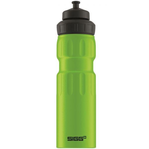 Bidon din aluminiu Sigg wmb sports green touch 0.75l