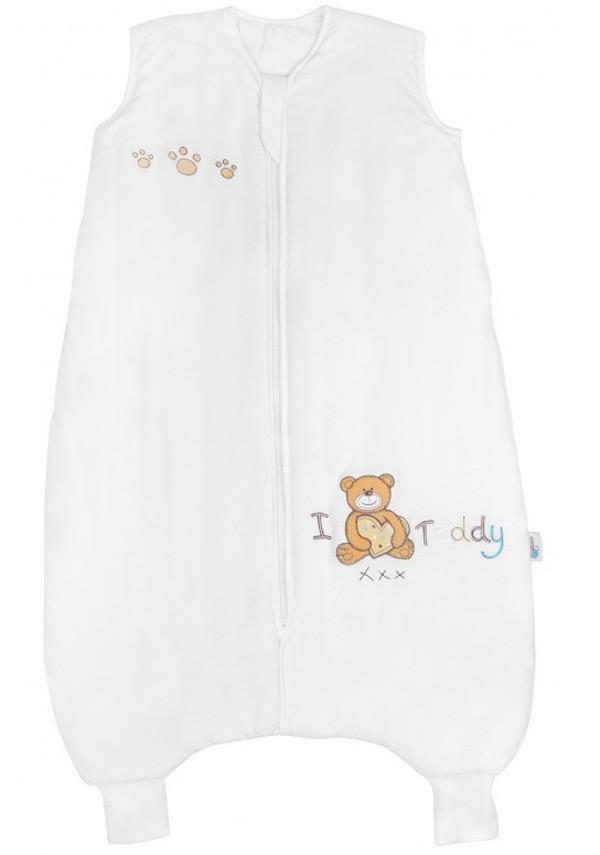 Sac de dormit cu picioruse I Love Teddy 3-4 ani 1.0 Tog