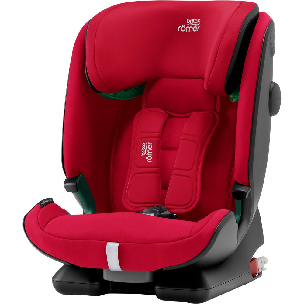 Britax-Romer Scaun auto Advansafix I-size Fire red Britax-Romer 2020