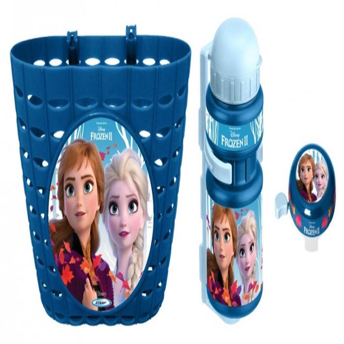 Set accesorii pentru bicicleta Disney Frozen imagine