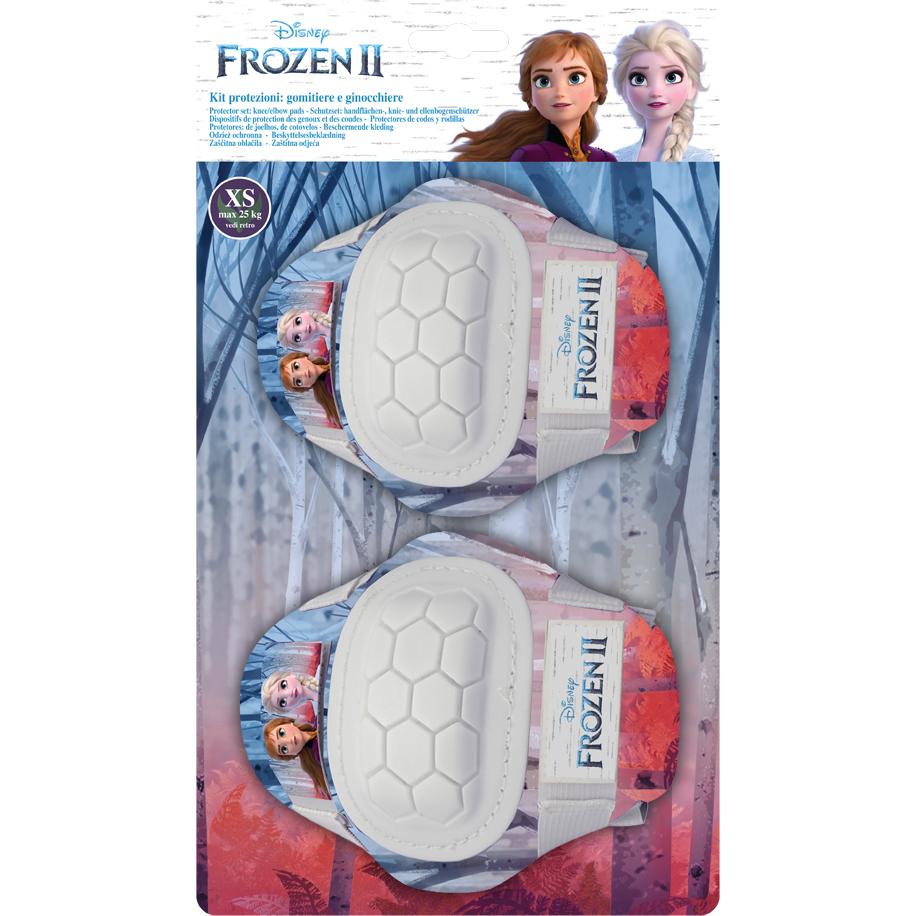 Set protectie cotiere si genunchiere Pro Frozen 2 XS 3-6 ani Disney imagine