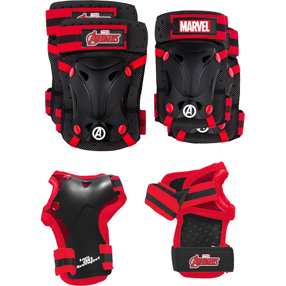 Seven Set protectie Skate cotiere genunchiere si incheieturi Avengers Seven
