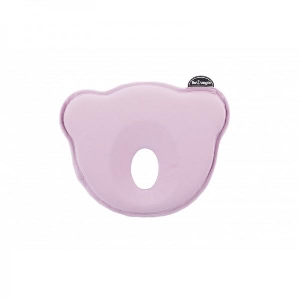Pernuta pentru plagioencefalie bebelus BO Jungle roz imagine