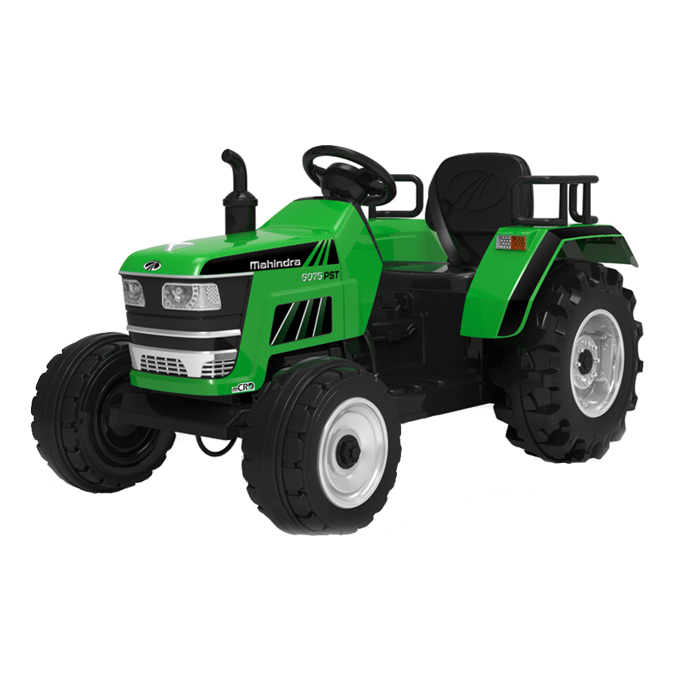 Tractor electric cu telecomanda Moni Blazing Green