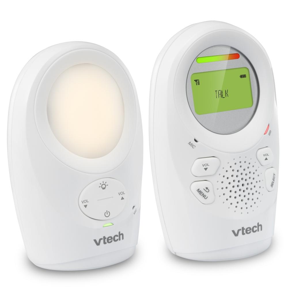 Monitor audio pentru bebelusi cu ecran LCD Vtech DM1211 imagine