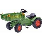 Tractor Big Fendt cu pedale si platforma