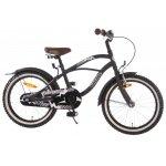 Bicicleta Volare Black Cruiser 18 inch