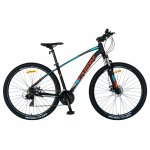 Bicicleta MTB-HT 27.5 Carpat C2757C 24 viteze negru/albastru