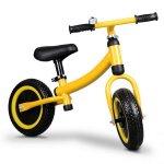 Bicicleta fara pedale Ecotoys BW-1155Y galben