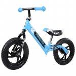 Bicicleta fara pedale pedagogica forever balance bike scaun reglabil bleu