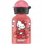 Bidon din aluminiu Sigg Hello Kitty heart 0.3l