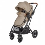 Carucior 3 in 1 ultracompact Coccolle Ravello Safari Beige
