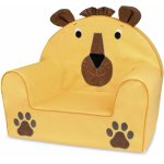 Fotoliu pentru copii Lion 1-4 ani