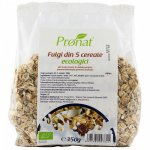 Fulgi din 5 cereale Eco 350 gr Pronat