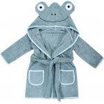 Halat baie pentru copii Frog 110/116 (5-6 ani)