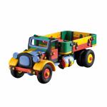 Jucarie de construit mic-o-mic 3D Camion 32.3 cm