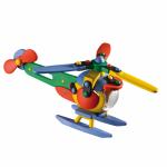 Jucarie de construit mic-o-mic 3D Elicopter 17.7 cm