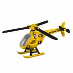 Jucarie de construit mic-o-mic 3D Elicopter rescue 21 cm